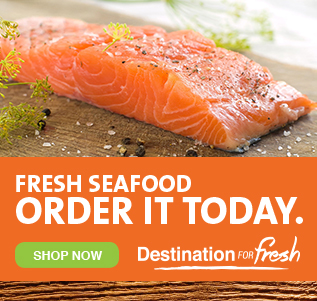 Fresh Seafood - Ship it Today!
